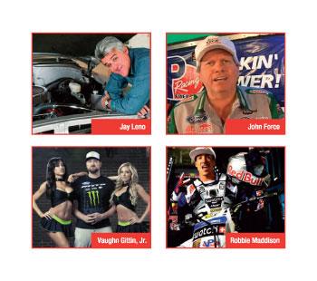 VP Racing Fuels Endorsed